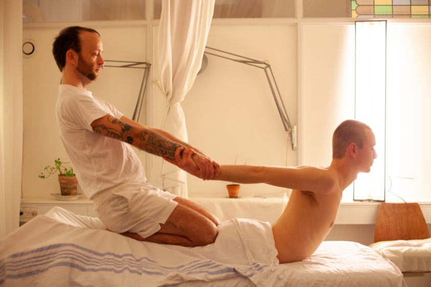 LGBT-Friendly Massage Therapy